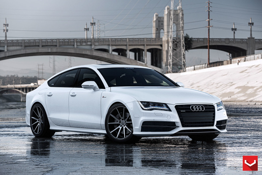 audi a7 2014 custom. joey brezinski awe tuning audi a7 on vossen vfs1 concave wheels 2014 custom i