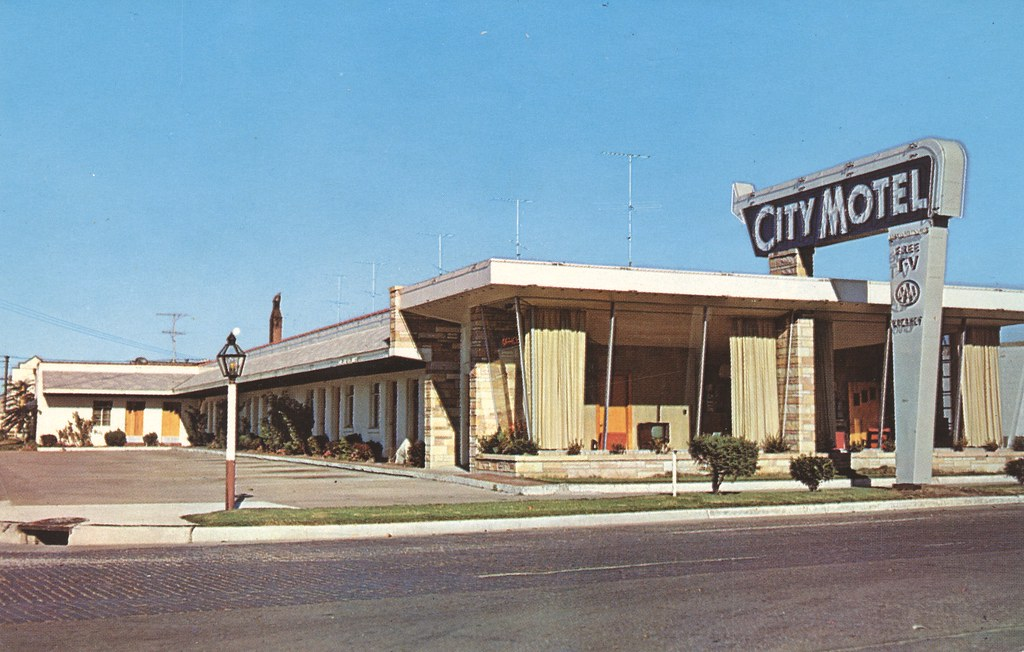 City Motel - Cairo, Illinois