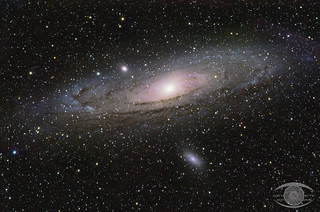 M31 The Andromeda Galaxy | by Dark Arts Astrophotography