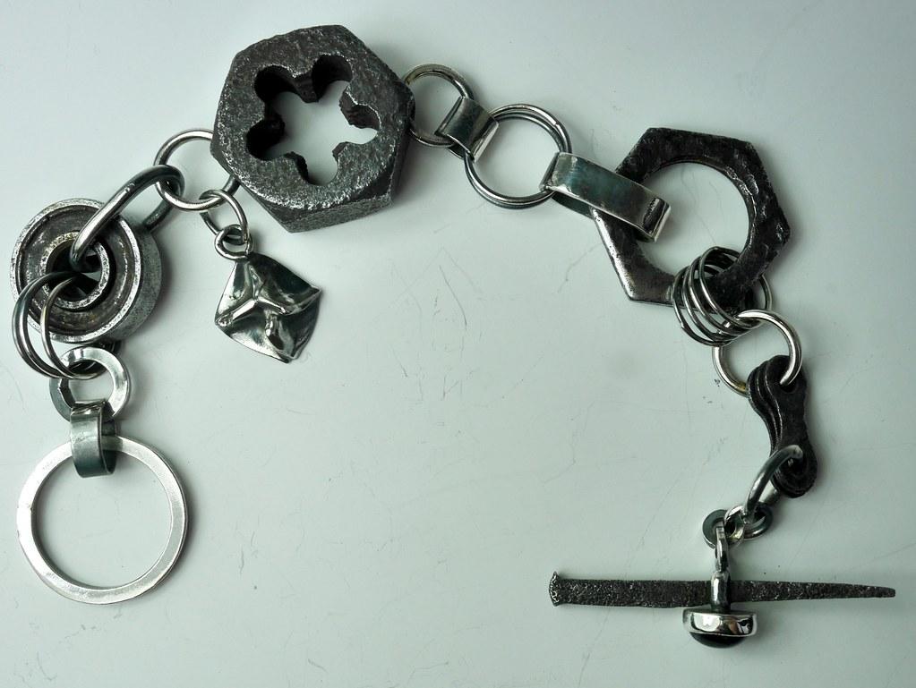 Seven Macho Bracelets - 4: Nailing - 1