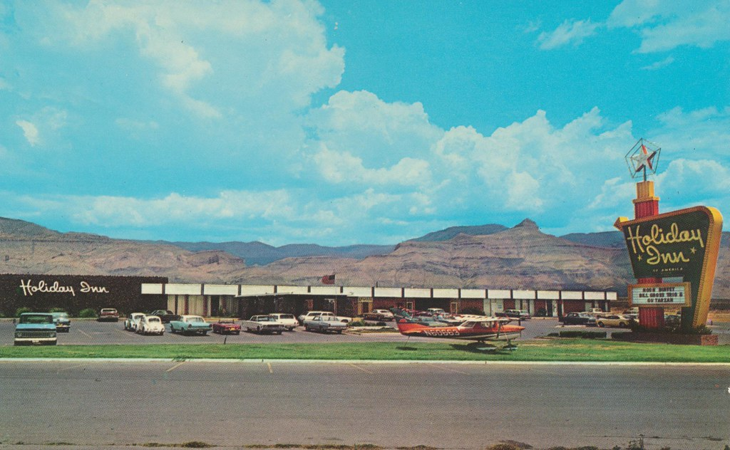 Holiday Inn - Alamogordo, New Mexico