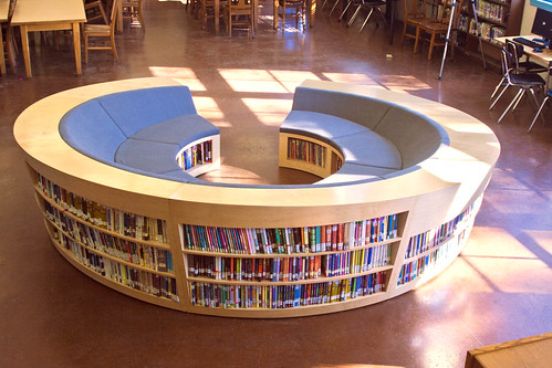 Library Reading Lounge | Together with the non-profit Side