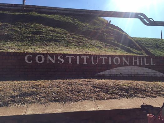 Week 5 - Constitution Hill