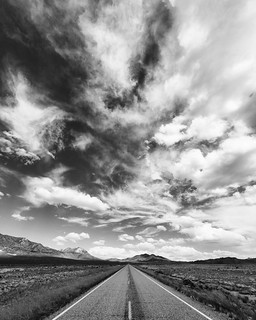 Empty Great Basin Highway | by Cowlishaw