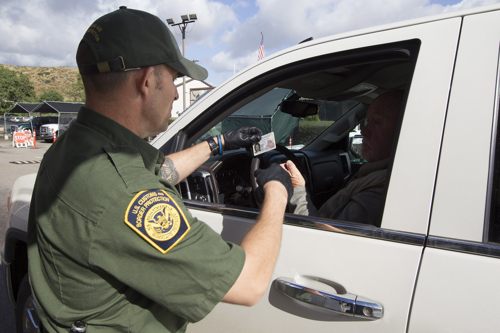 U.S. Border Patrol Employee Reviews