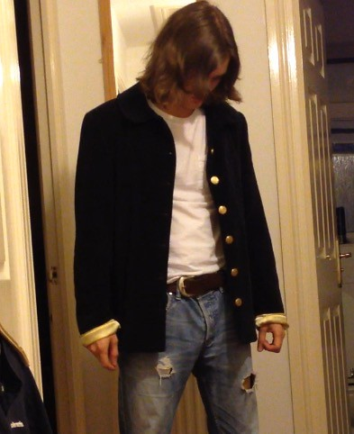 Kurt Cobain Mtv Quot Live And Loud Quot Replica Jacket Andy86i Flickr