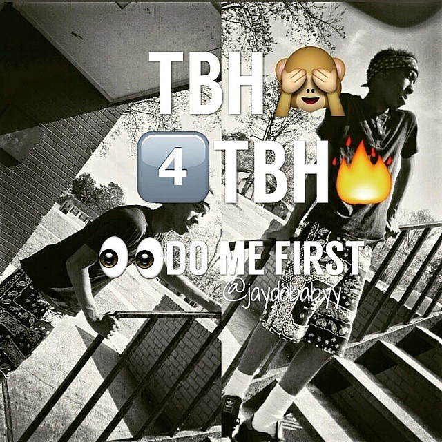 Like And Comment On My Recent For A Tbh
