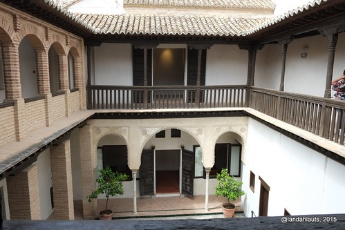 Casa morisca horno de oro albayz n granada andaluc a el b flickr - Casa horno de oro ...