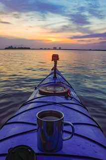 Kayaking Coffee | by RandomConnections