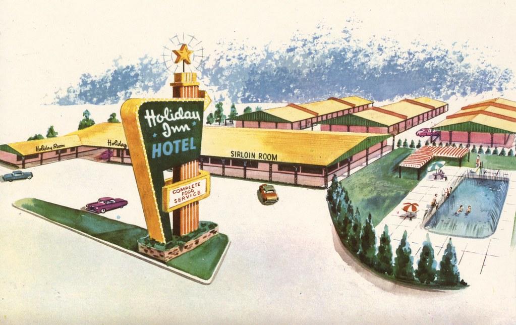 Holiday Inn Hotel - Oklahoma City, Oklahoma