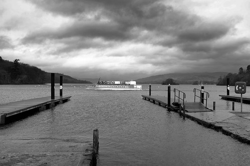 Rainy Day Windermere | by bidkev1 and son (see profile)