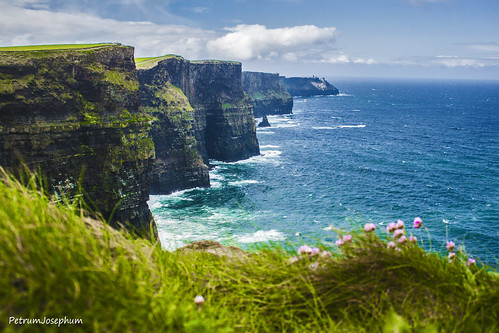Cliffs of Moher | by PetrumJosephum