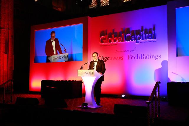 GlobalCapital Bond Awards Dinner 2016