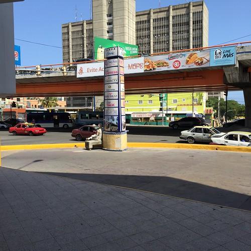 Plaza Caribe / at the bus station @ Santo Domingo