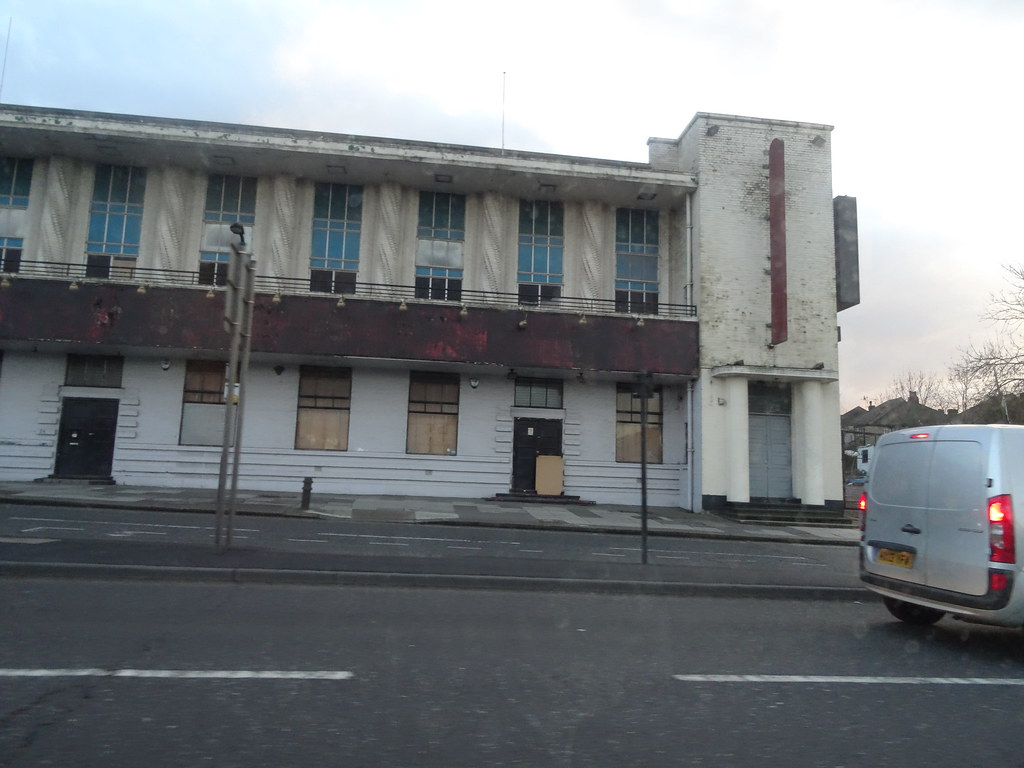 derelict art deco hotel perivale park royal views from flickr