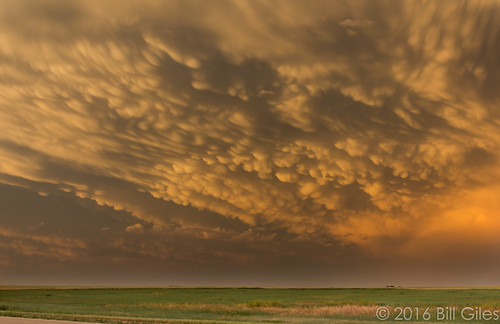 Mammatus near Ensign | by chasingwithbill