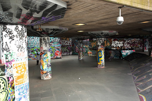Skatepark Southbank Center