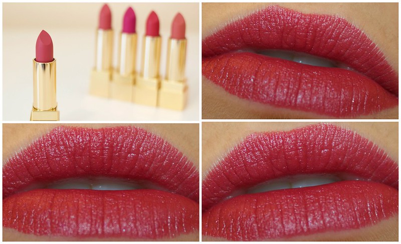 Ysl Rouge Pur Couture The Mats Lipsticks Milly Naomi