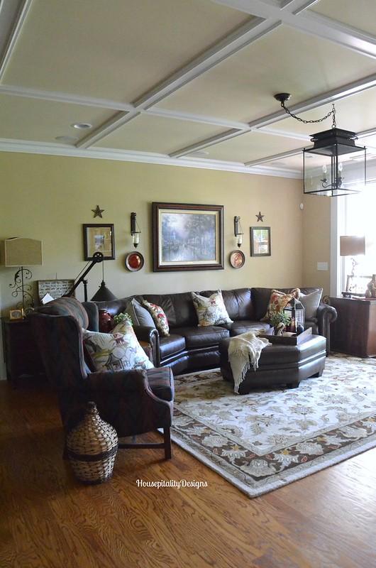 Media Room - Housepitality Designs