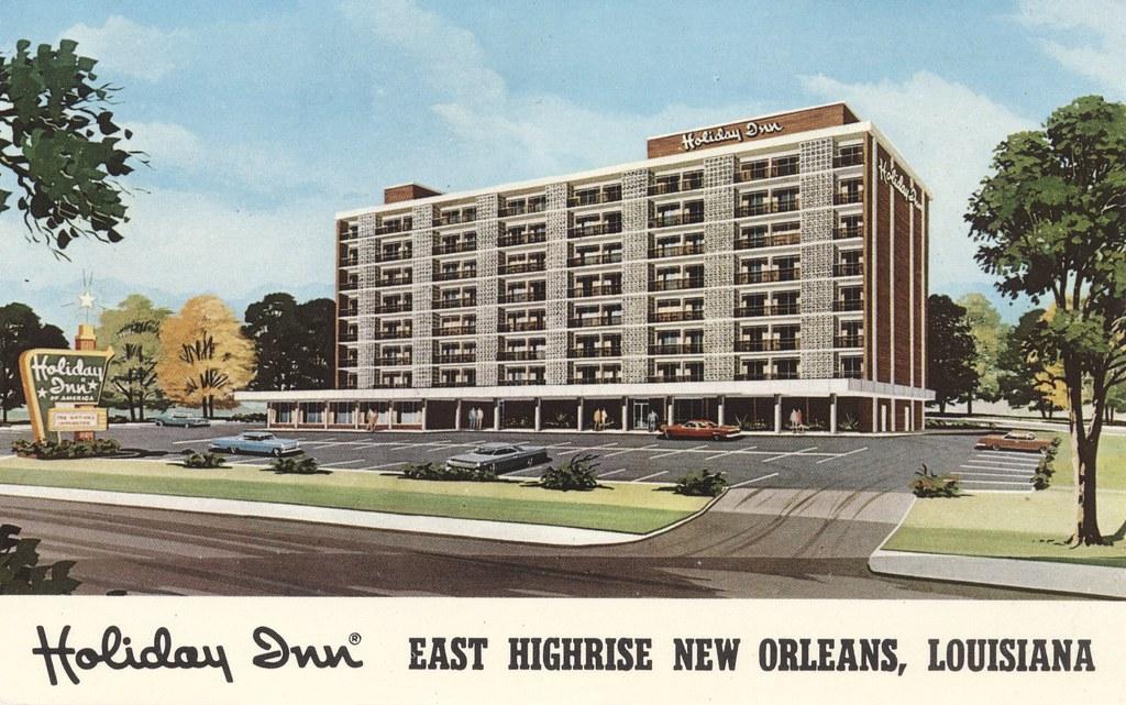 Holiday Inn East Highrise - New Orleans, Louisiana