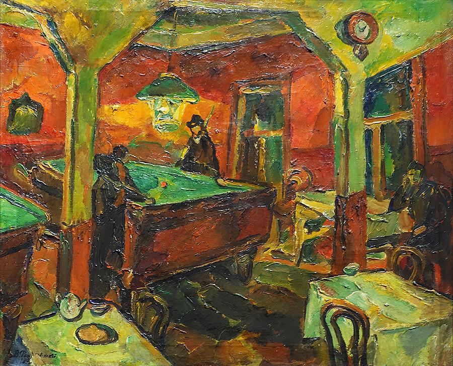 Russian avant-garde 49_Rozhdestvensky