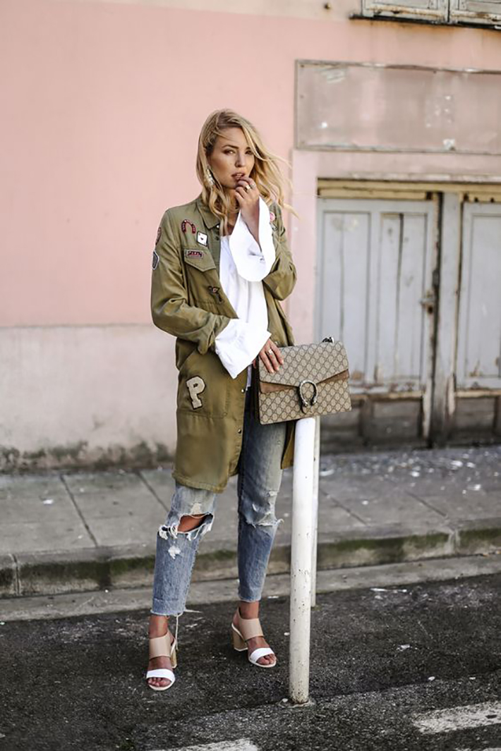 Summer outfit inspiration street style fashion accesories8