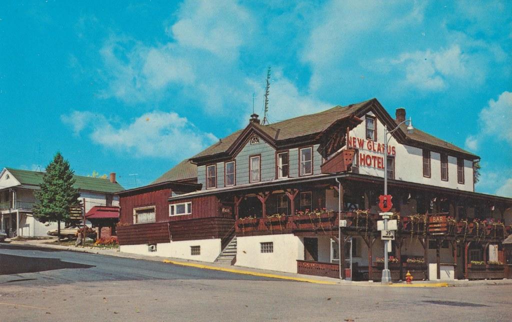 New Glarus Hotel - New Glarus, Wisconsin