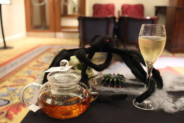 Halloween afternoon tea Lancaster Hotel (6)