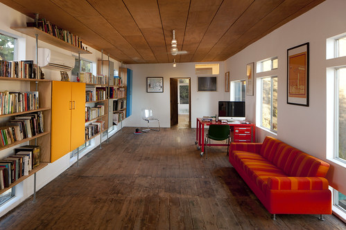 Recycled Wood Flooring | by Jeremy Levine Design