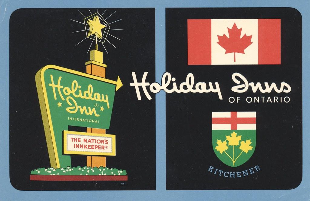 Holiday Inn - Kitchener, Ontario