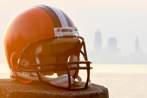 Cleveland Browns New Helmet | by EDrost88