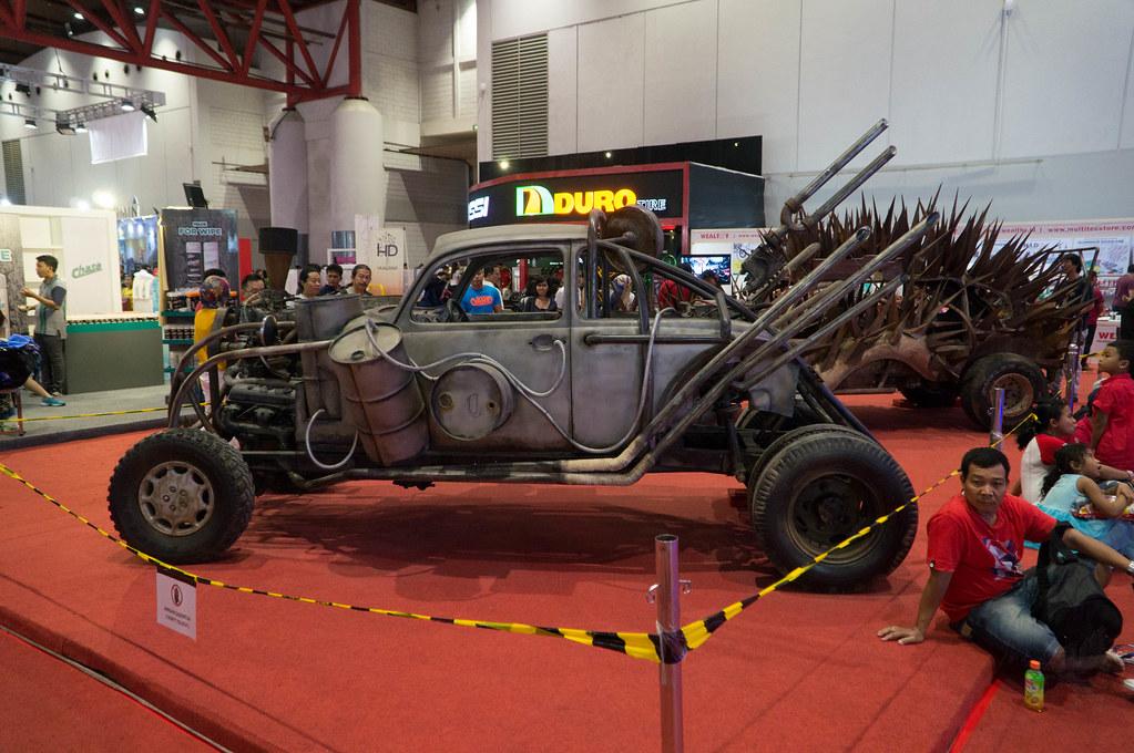 Mad Max Vw Bug Jakarta Fair 2016 Charles Webb Flickr