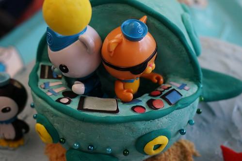 Images Octonauts Cake