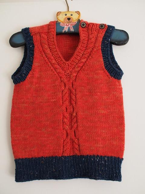 Lincoln's vest