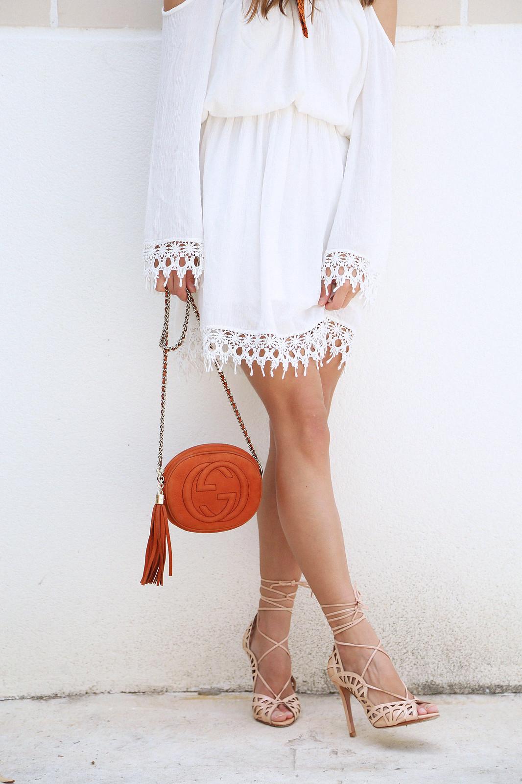 jessie chanes seams for a desire white off shoulders dress schutz sandals-9
