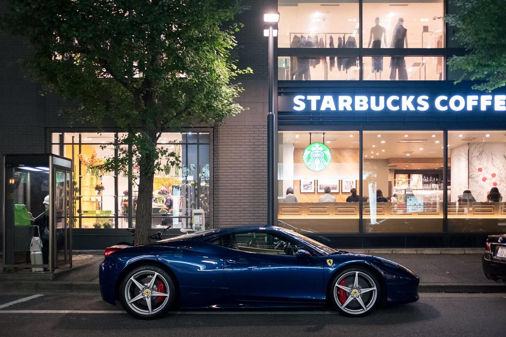 Ferrari 458 Italia X7001367