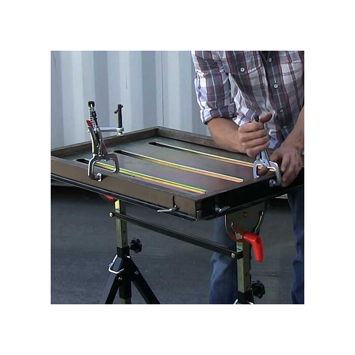 Nomad Welding Table An Inexpensive Solution To A Diy Alt