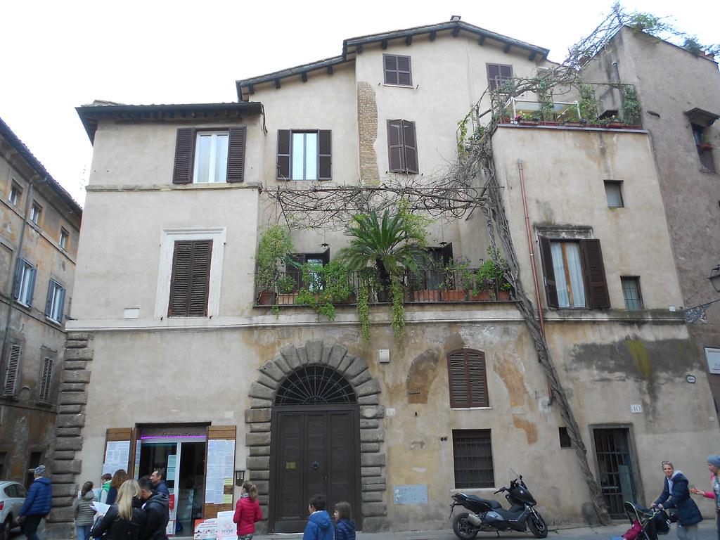 terrazza romana | terrazza romana piazza margana Roma | Fabrizio ...