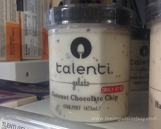 Talenti Coconut Chocolate Chip