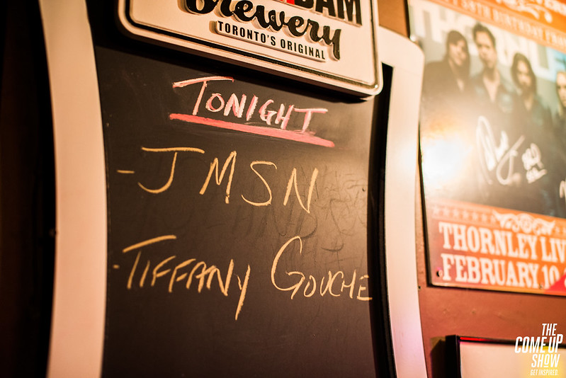 Horseshoe Tavern presents JMSN and Tiffany Gouche