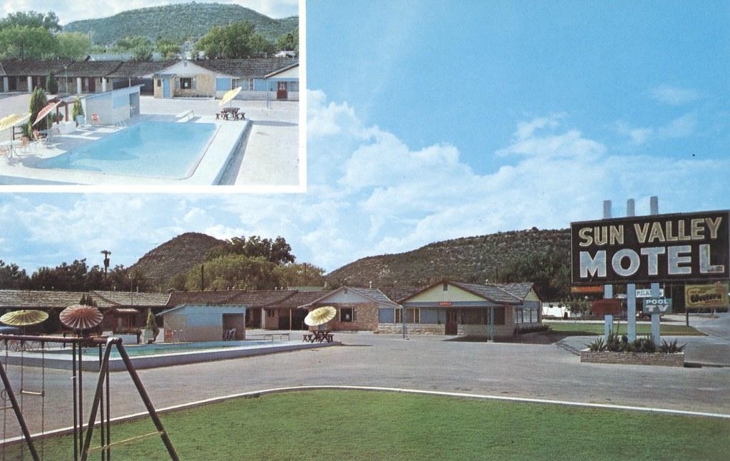 Sun Valley Motel - Junction, Texas