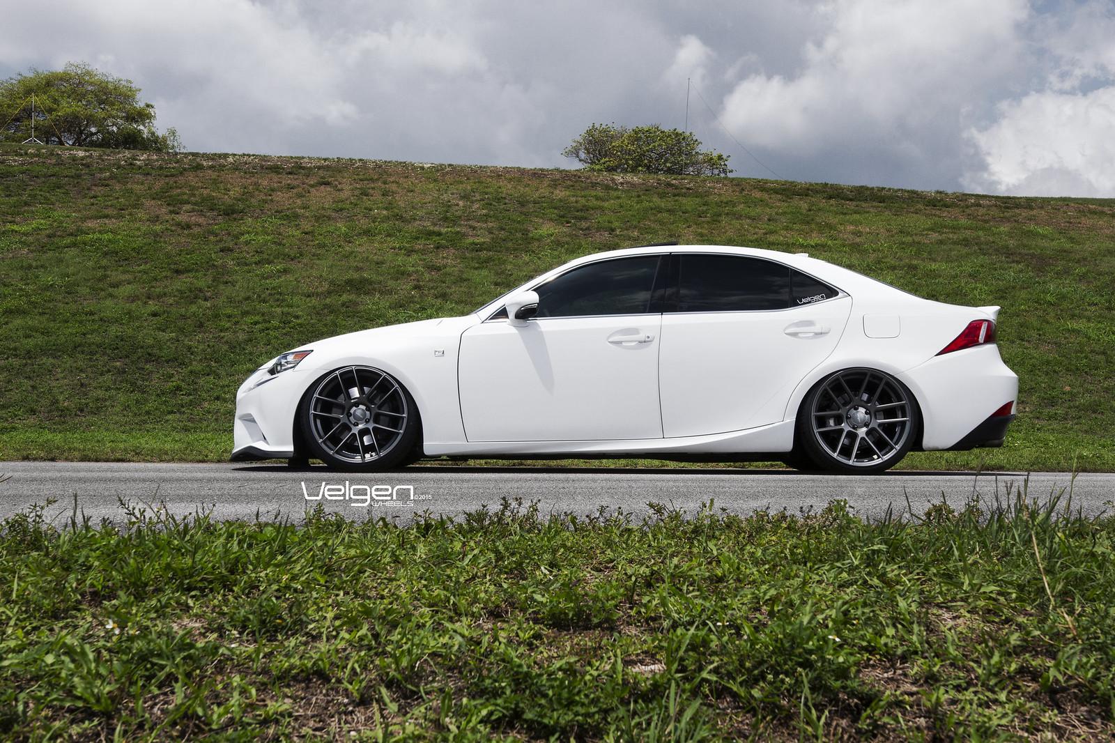 100 Stanced Lexus Is350