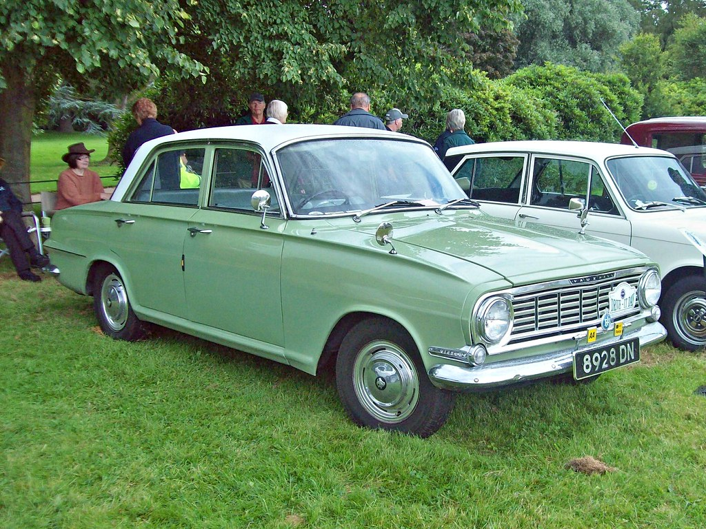 305 vauxhall victor fb 1963 by robertknight16