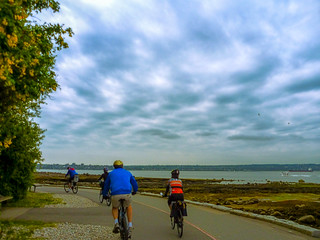 Around Stanley Park at 100km | by djking