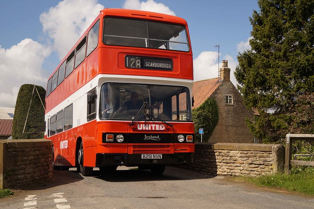Bus Uk United Automobile Services Flickr