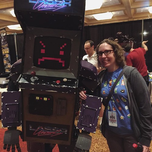 June 11: The arcade/pinball expo was a dang good time. #project365 | by MeganMorris