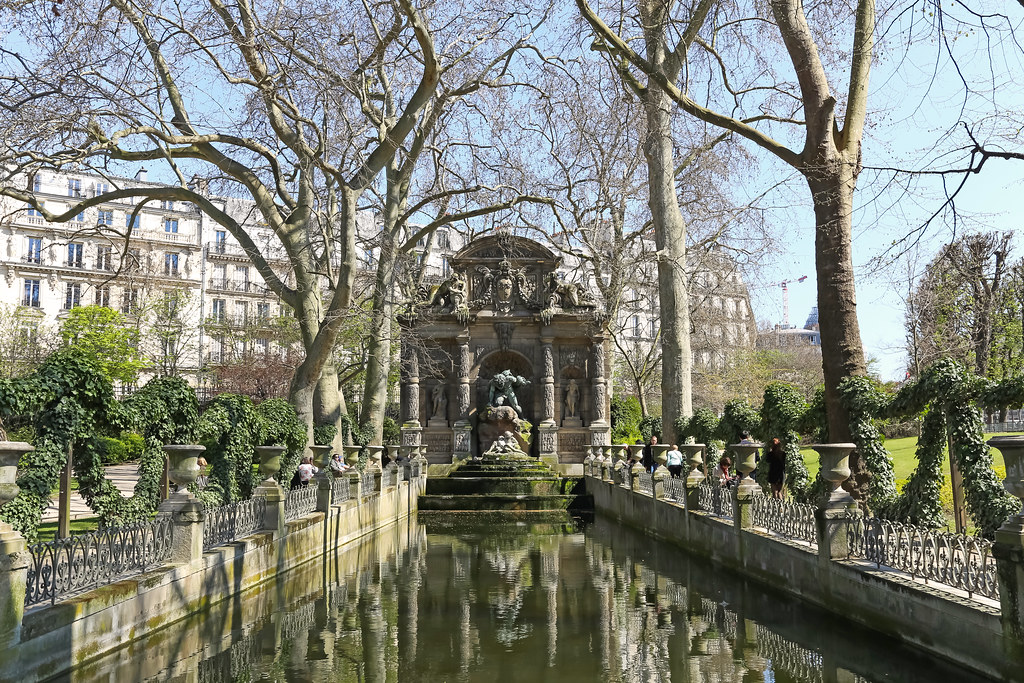 jardin du luxembourg paris france by meteorry - Jardin Du Luxembourg Paris