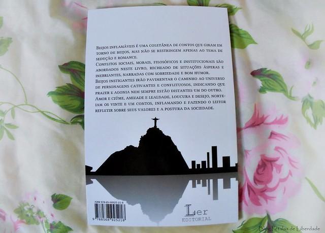 Resenha, livro, Beijos-Inflamáveis, Felipe-Frasi, Ler-Editorial, contos, capa, sinopse, foto