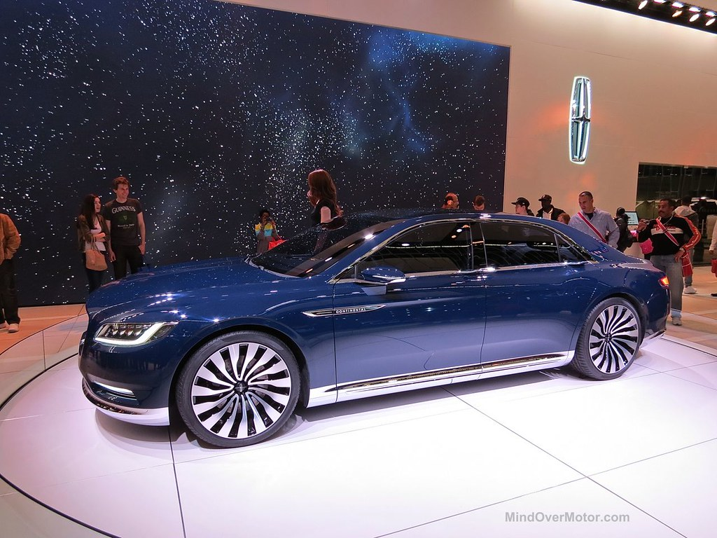 NYIAS 2015 Lincoln Continental Concept | Nick Walker | Flickr