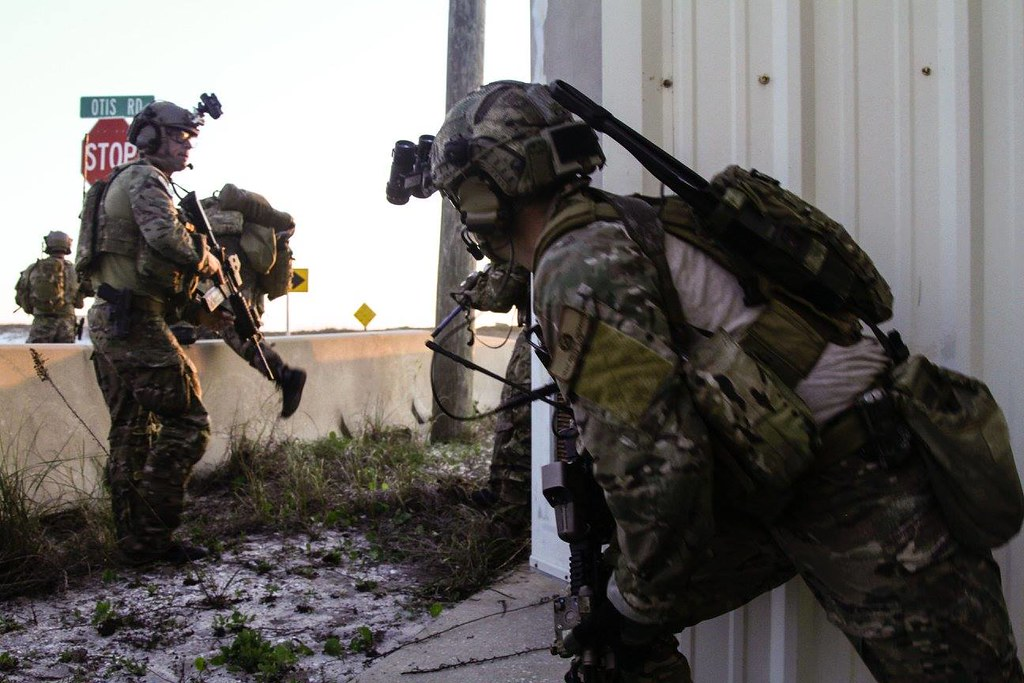 7th SFG, Santa Rosa Island training, April 2015 10 | Flickr